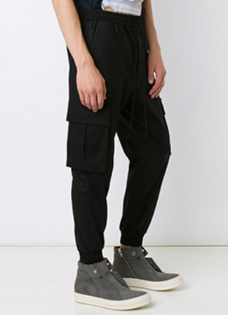 [High quality] Cargo jogger pants- [품절 임박]
