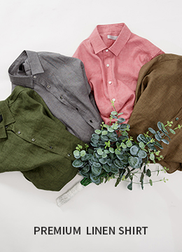 Moma premium linen shirts - 4 color