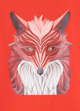 Red foxy t-shirts
