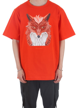 [Limited] Red foxy t-shirts