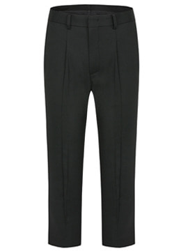 F/W Tuck detail slacks