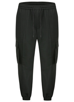 [High quality] SS Cool wool cargo jogger pants [품절 임박]