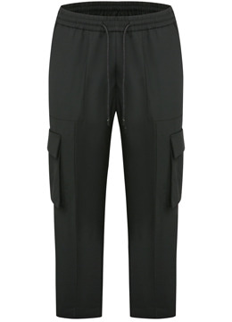 [High quality] Wool cargo slacks